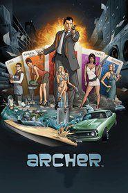 Archer (season 1, 2, 3, 4, 5, 6, 7)