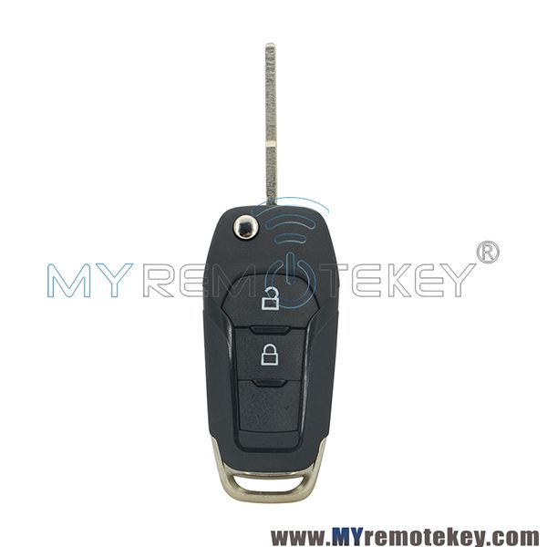 Ds7t 15k601 Be Flip Remote Car Key Shell Case For Ford Mondeo 2 Button Ford Mondeo Key Car Keys