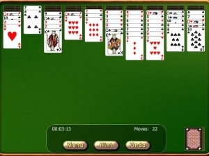 play free online games spider solitaire