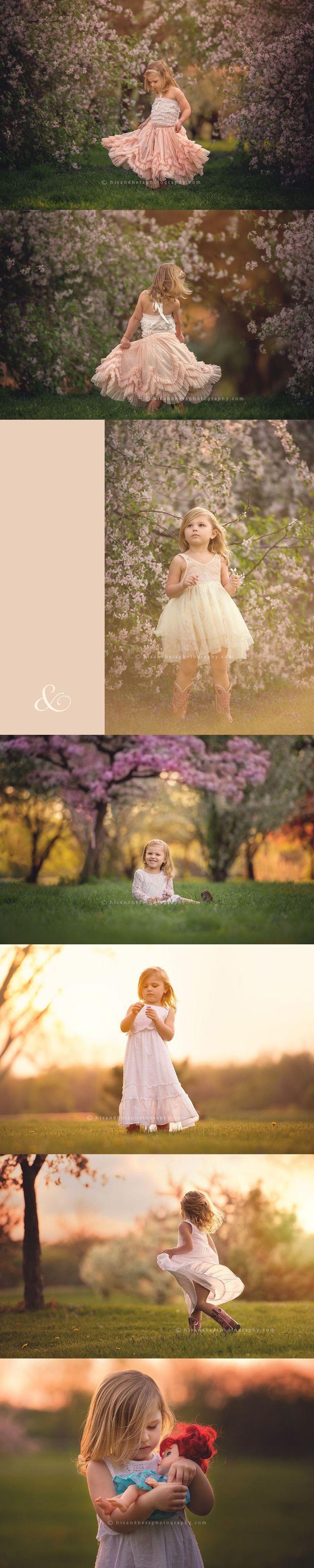 Child | Isadora, Spring Blooms