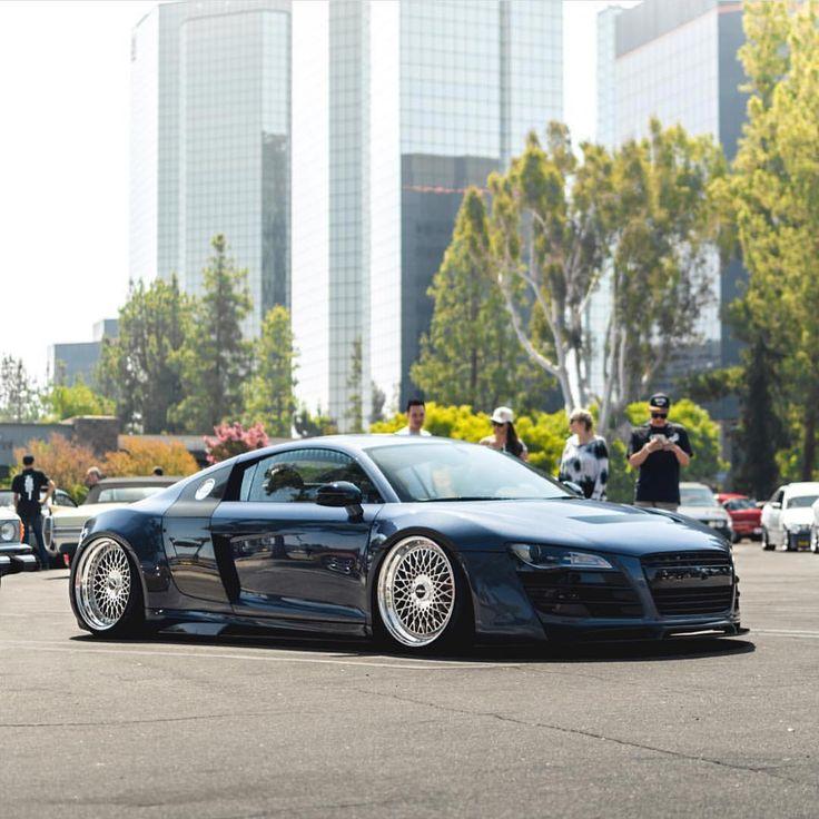 keeping it classy @selectsean @priordesign #Audi R8 | forged #Rotiform LHR @accuair / @boden_autohaus / @platinum_group •  @bmwmandeep