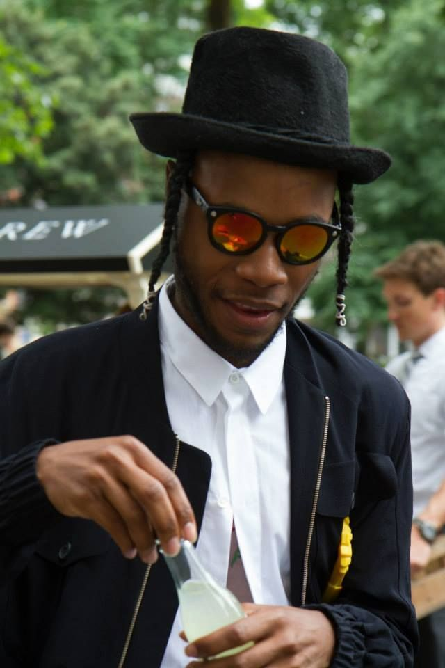 London Collection Fudge - Streetstyle collection hairstyle - men #capelli #hairstyle #streetsyle  © Daniel Campagne, 2014