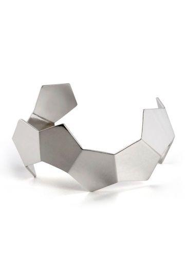Danielle Vroemen | Geom pentagonal bracelet