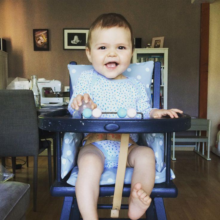 Plus de 25 id es uniques dans la cat gorie chaise haute - Patron coussin chaise haute combelle ...