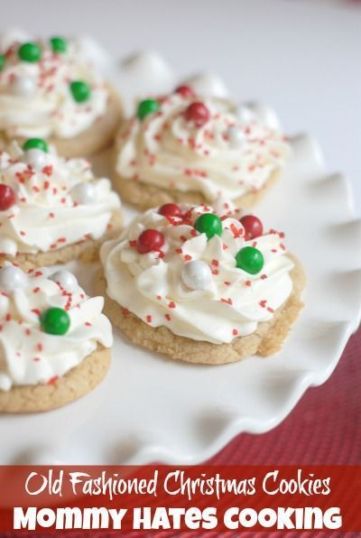 Old Fashioned Christmas Cookies Recipe Christmas 2018 Ideas