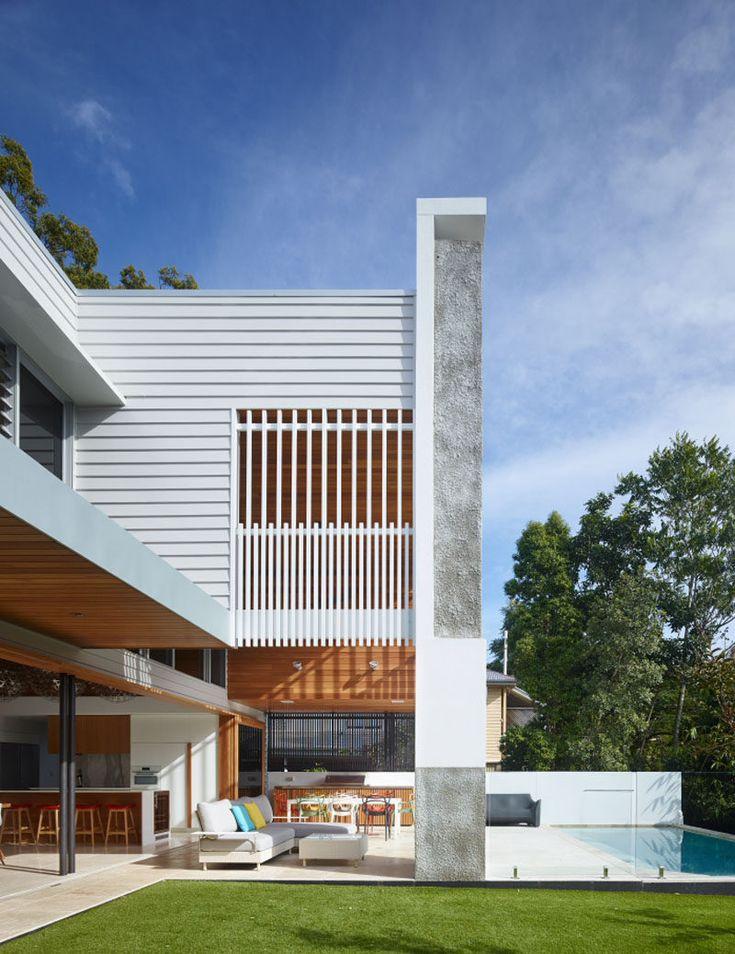 455 best Facade Ideas, Houses images on Pinterest House design - gardine küche modern
