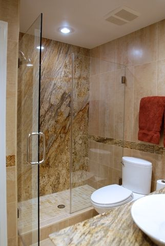 Best 25 Granite Shower Ideas On Pinterest