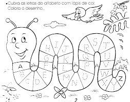 Resultado De Imagem Para Exercicios De Alfabeto Letra Q Para
