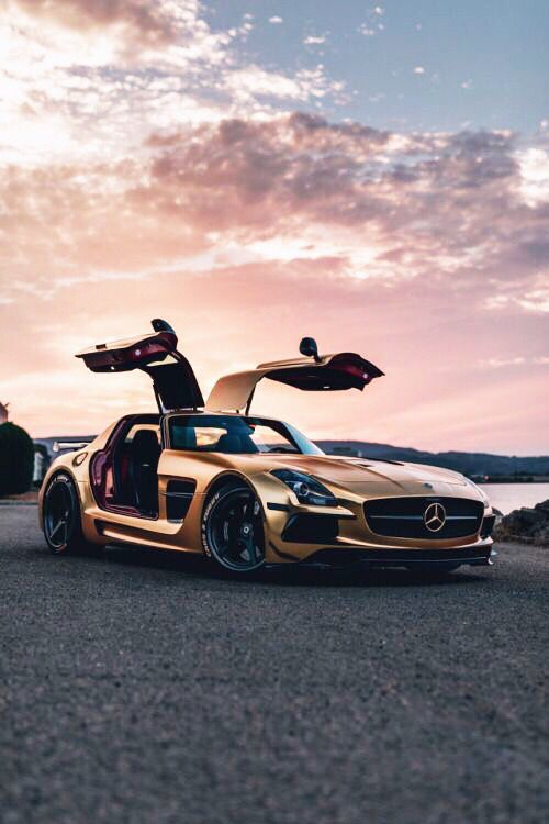 Mercedes-Benz SLS AMG – The MAN #mercedes benz love ♡