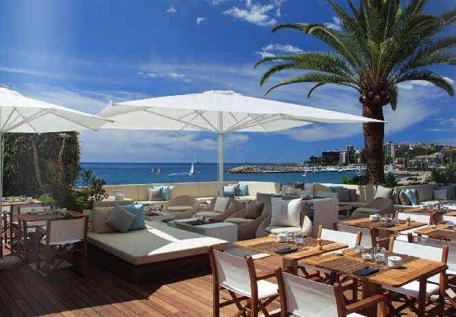 Zhero Beach Club -  Mallorca, Spain #MallorcaCaprice