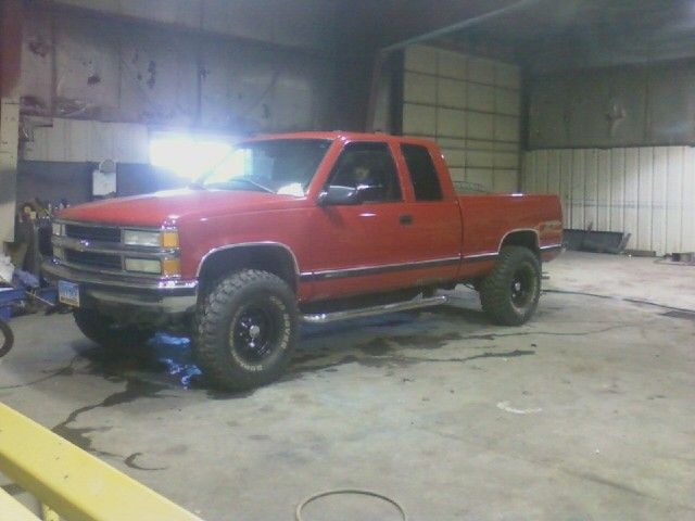 1999 Chevrolet Silverado 1500 3 Dr LT 4WD Extended Cab LB picture, exterior