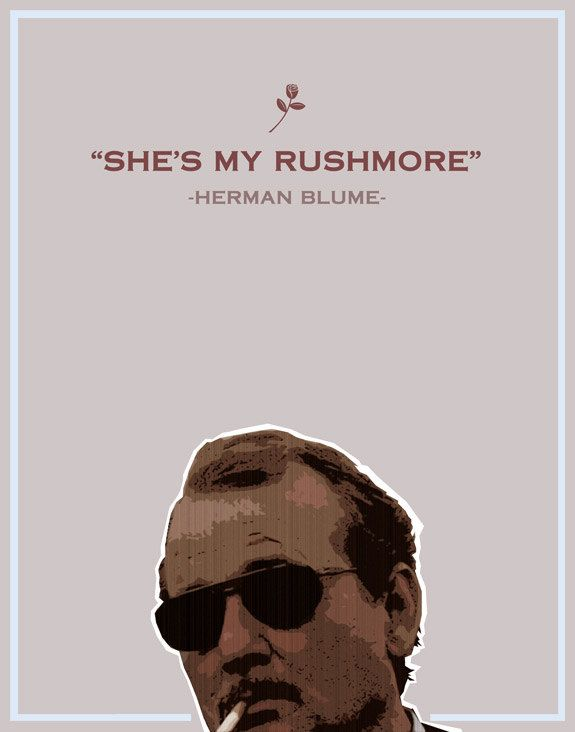 rushmore wes anderson essay This essay explores wes anderson as an auteur director and how race and class are dealt with in his work the narrative and unique hybrid genre of rushmore will also be discussed.