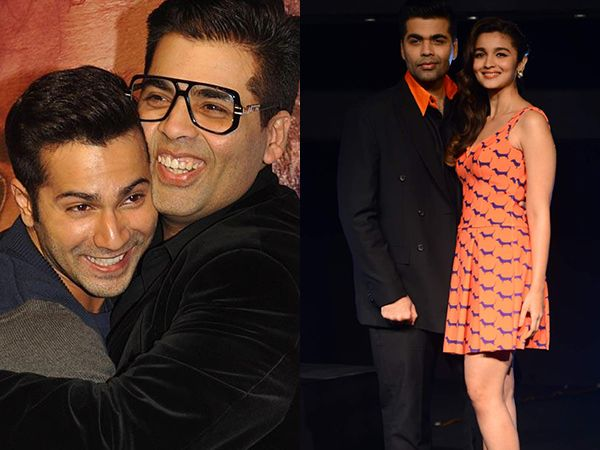 Varun Dhawan, Alia Bhatt and others have special wishes for Karan Johar on his birthday