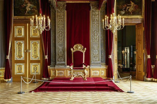 Audienzgemach Im Residenzschloss Zu Dresden Dresden Schloss Pillnitz Grunes Gewolbe