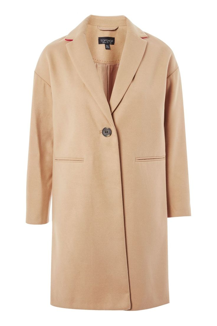 Millie Relaxed Coat