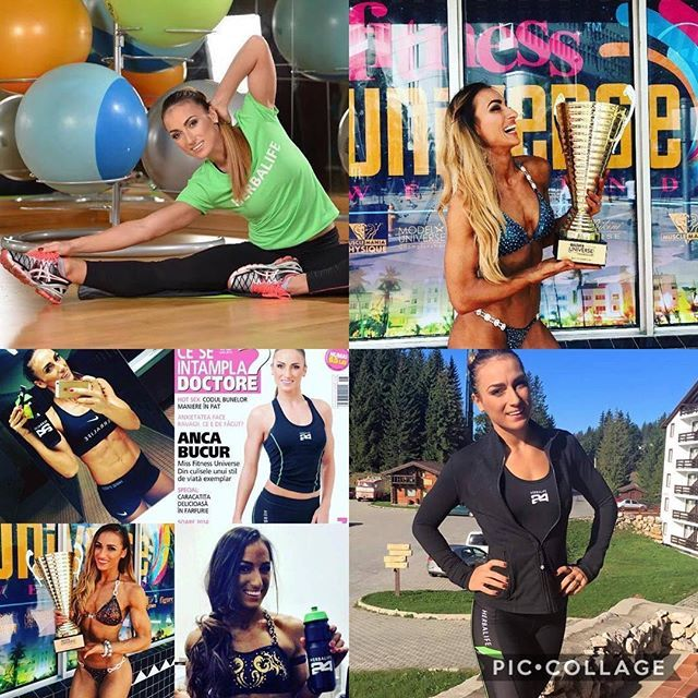 """June 24th Miami Beach  Congrats to Anca Bucur, who has just won the Miss Fitness Universe title - Pro Division in Miami for an incredible 5th time! """"My heart is full of gratitude. I thank all those who contributed to the fulfilment of my dream: to win a 5th title."""" Herbalife works with with Anca Bucur to optimise her personal nutrition program. """"I've worked a lot and I felt that I have exceeded the limits and it's because I've been able to add to my training, appropriate nutrition"""" """"My diet…"""