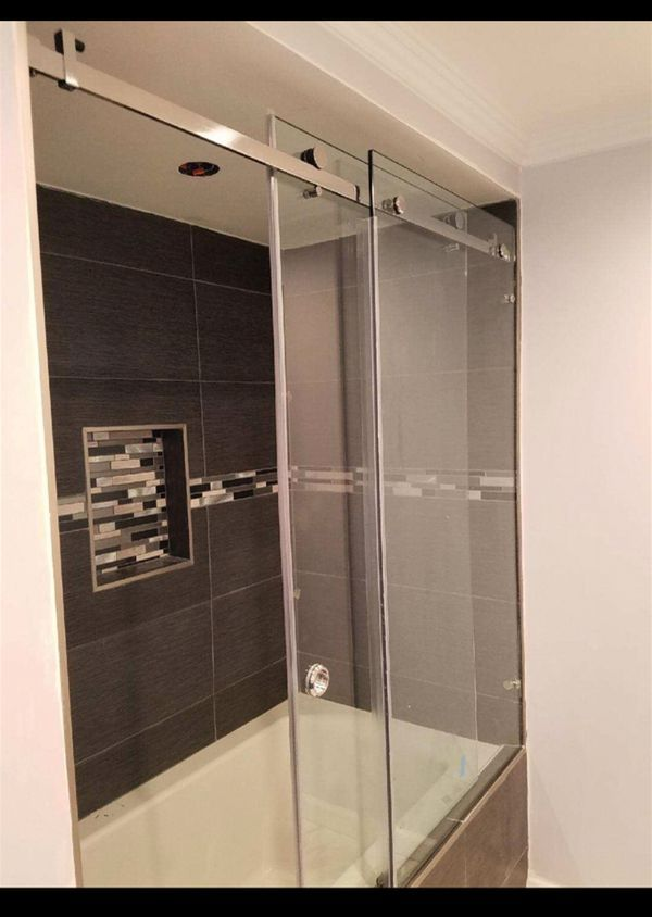 Glass Shower door for Sale in Suwanee, GA in 2019 | Bathroom