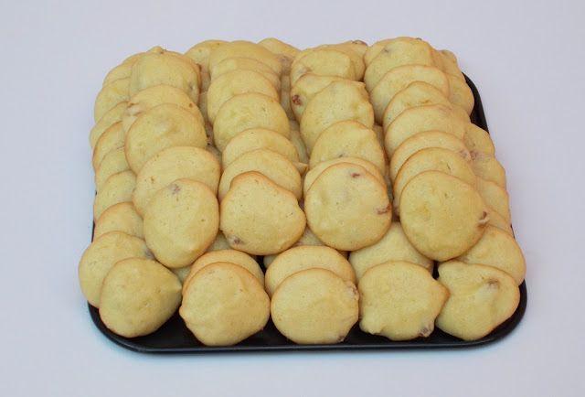 Fursecuri cu stafide - Bunătăți din bucătăria Gicuței