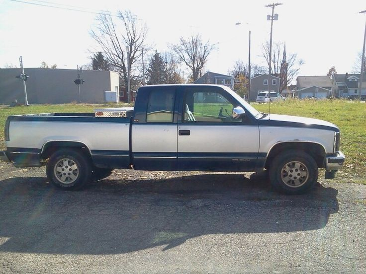 1993 Chevy Silverado 1500 extended cab already have it