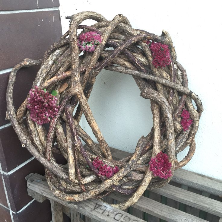 My wreath