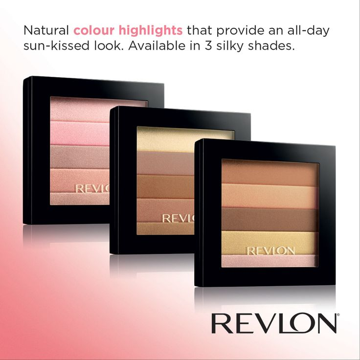 Revlon's Highlighting Palette: complimentary shimmer shades to keep you glowing all winter long. #FoundationFriday