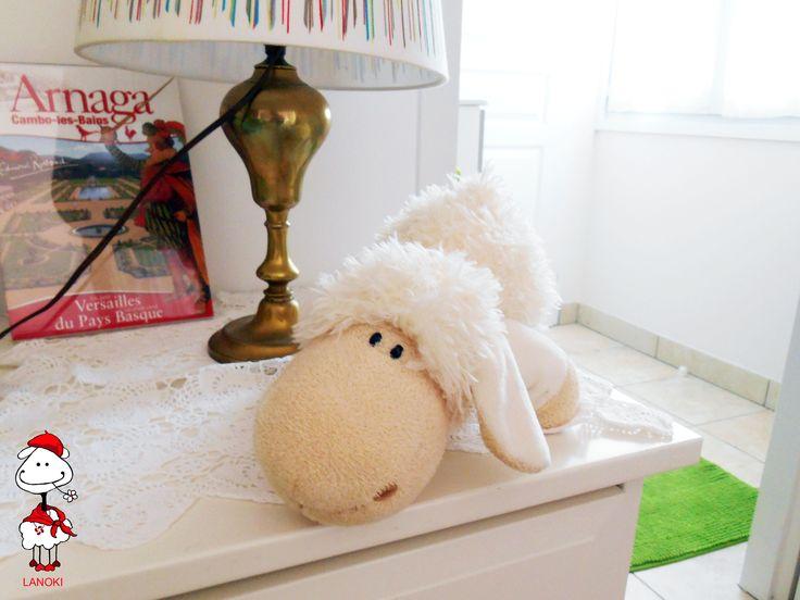17 meilleures images propos de lanoki sur pinterest for Chambre qui donne sur le salon