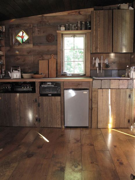 Modern Rustic Kitchen Cabinets 25+ best rustic cabin kitchens ideas on pinterest | rustic cabin