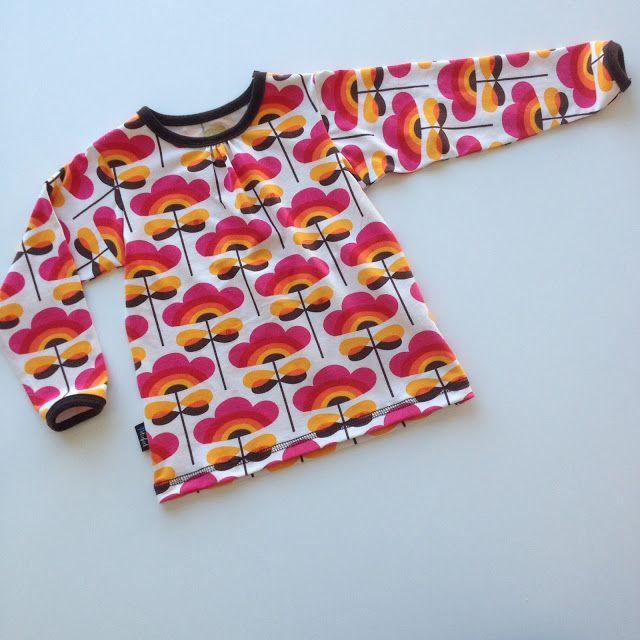 Retrofant: Hvordan sy en genser med rynker ved bruk av et vanlig gensermønster