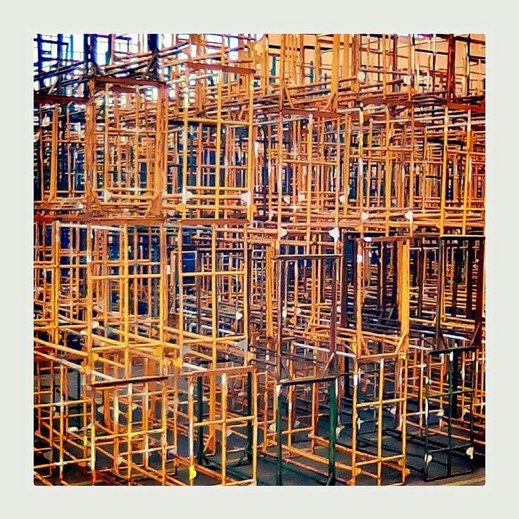 Pirelli. Sant Joan de Vilatorrada . Sep 2017 #iron #pirelli #manresa #industrial #polaroid #polagram #fakepolaroid