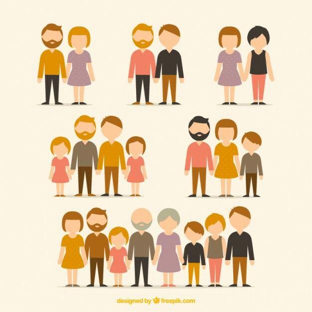 Según el antropólogo, Lewis H. Morgan, la clasificación de la familia antiguamente era : Consanguínea, Punalúa, Sidiásmica o por parejas, Patriarcal y Monógama.  Actualmente la clasificacion es distinta, entre ella se encuentra la Familia Nuclear y la Familia Extensa, entre otras.