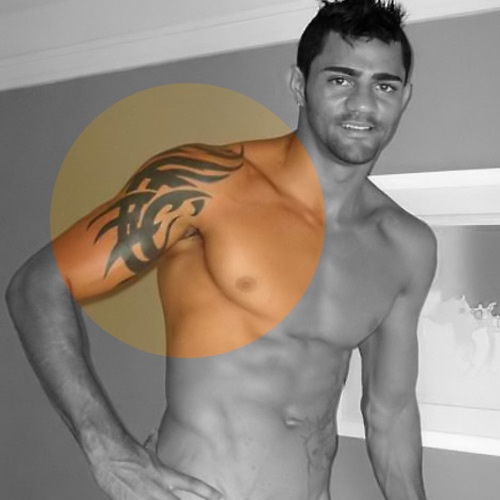 Tribal tattoos arm shoulder chest google search for Shoulder and arm tattoos