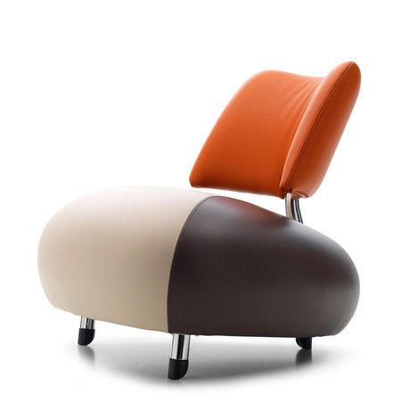 Pallone chair by Leolux : Karel Boonzaaijer, Pierre Mazairac, Roy de Scheemaker
