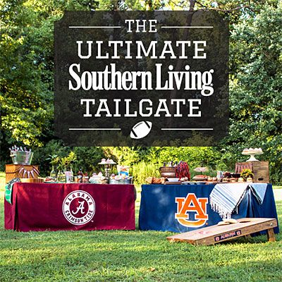 Tips for Hosting a Great Tailgate - Southern Living