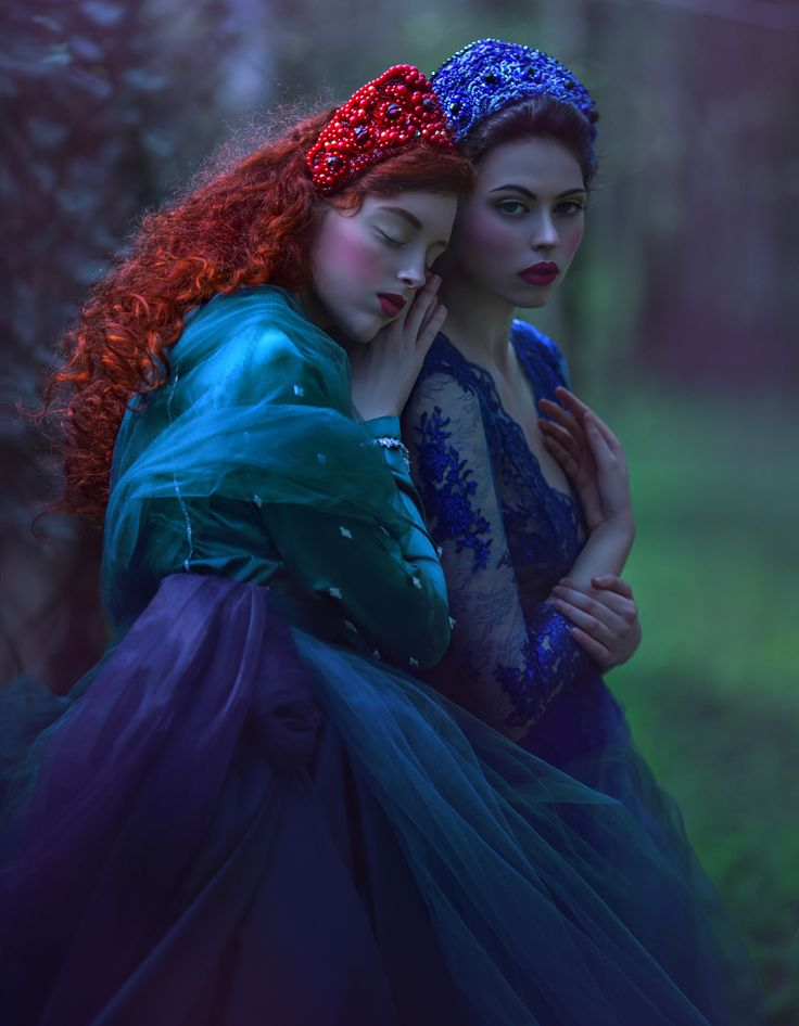 Sisters by Agnieszka Lorek on 500px