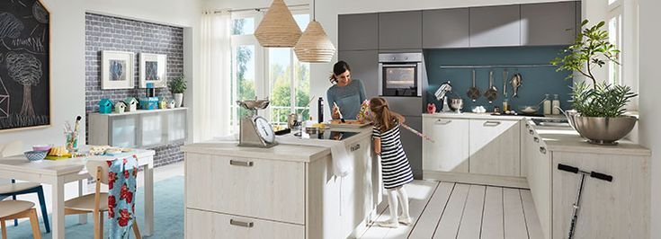 Küchen im Landhausstil gehen nie aus der Mode. | …
