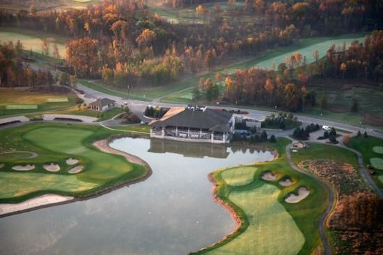 The Clubhouse at Legends on the Niagara- Golf if he's interested...meh