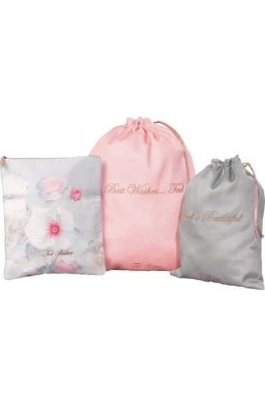 TED BAKER Laundry Bags & Case. #tedbaker #bags # #
