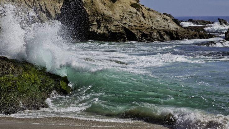 Thousand Steps Beach - Laguna Beach CA