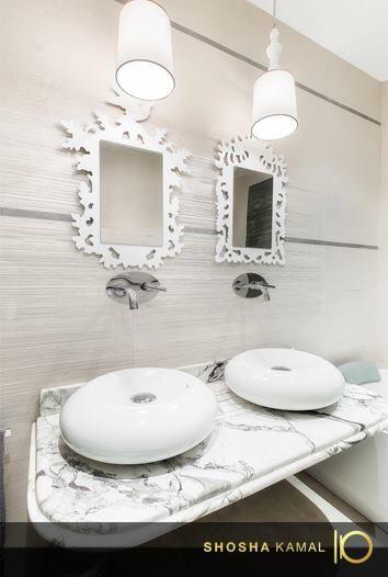 A New Baroque Bathroom