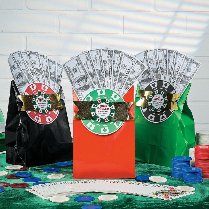 fun casino party ideas