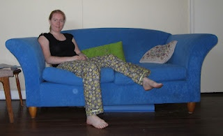 Pyjama Pants - Free Simplicity Pattern