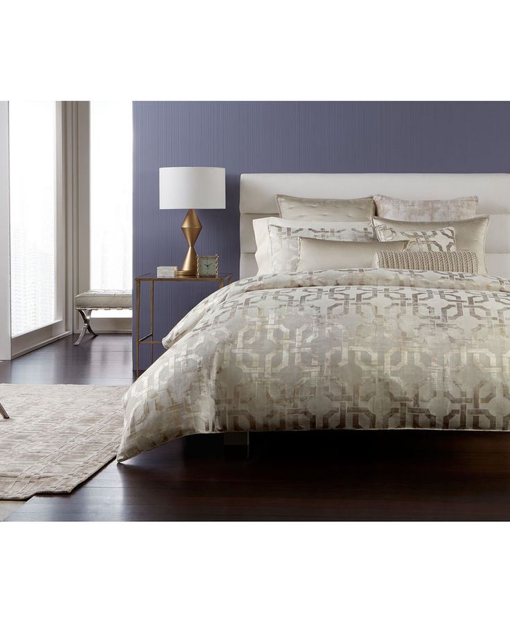 """NEW Hotel Collection Fresco Gold King 16"""" Bedskirt Dust Ruffle $170 #HotelCollection#homedecoration#bedroom#bedroom#interior#homeinspiration#bedding#"""