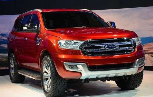 2018 Ford Everest Designing Drivetrain And Rate Ford Expedition Ford Endeavour Ford Excursion