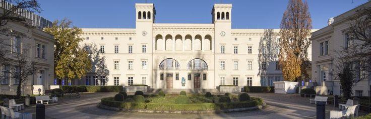 Berlijn-museum Hamburger Bahnhof