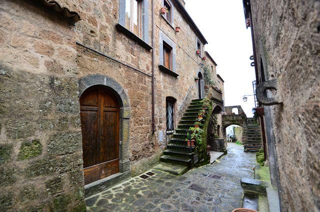 知る人ぞ知る、イタリアの断崖絶壁の「滅び行く町」には猫がたくさん住み着いてた   roomie(ルーミー)