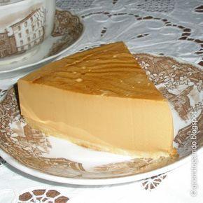Tarta de dulce de leche y filadelfia sin horno | https://lomejordelaweb.es/