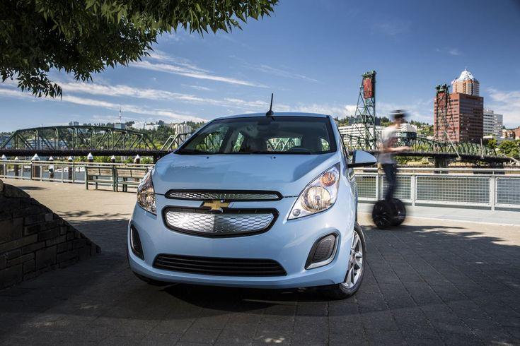 2014 Chevrolette Spark EV Review