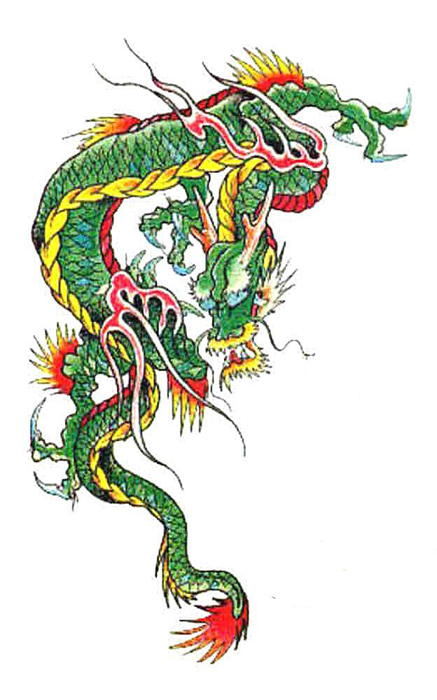 The Dragon is a powerful symbol of important families and houses, and it was also one of the most important symbols for the Chinese emperors.