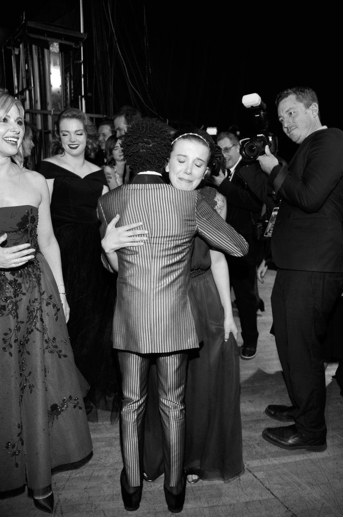 millie bobby brown grey 39 s anatomy. 70+ sag awards photos that will make you feel like were there. bobby brownstranger millie brown grey 39 s anatomy