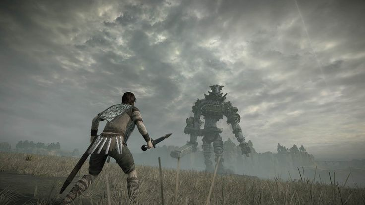 'Shadow of the Colossus' is the first major PlayStation 4 game of 2018 and it's excellent